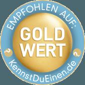Empfohlen auf KennstDuEinen.de