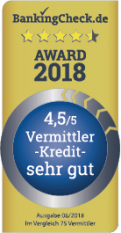BankingCheck_Award_Siegel_2018_Vermittler-Kredit_creditSUN_MP