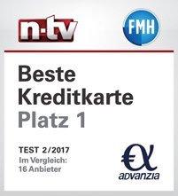 NTV Beste Kreditkarte