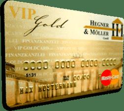VIP Gold Kreditkarte