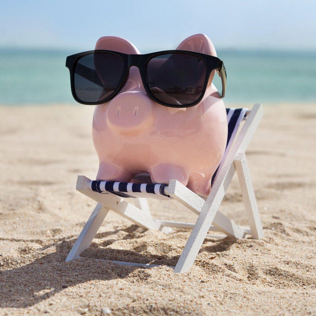 Urlaub auf Raten finanzieren