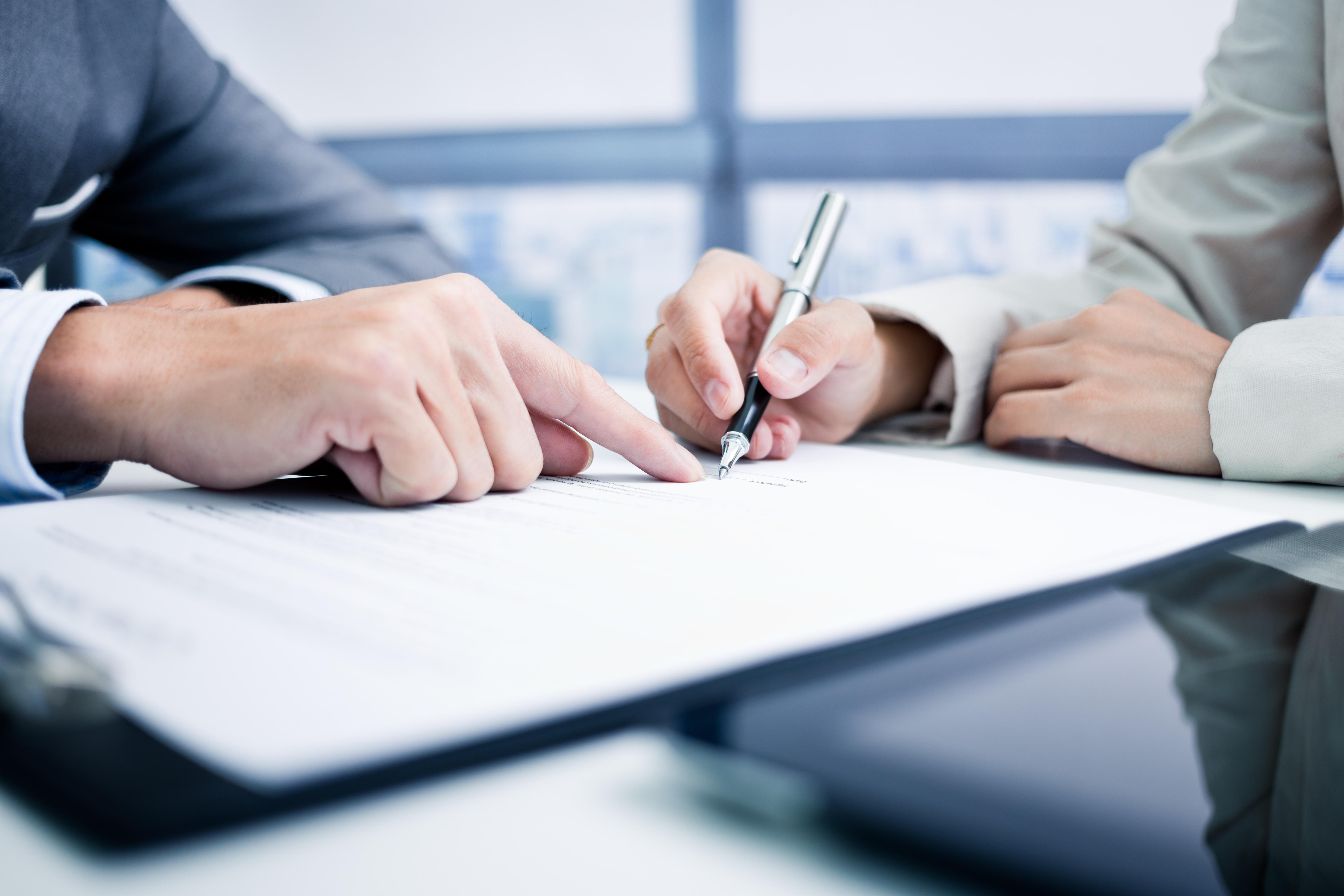Abtretungserklärung bei Krediten