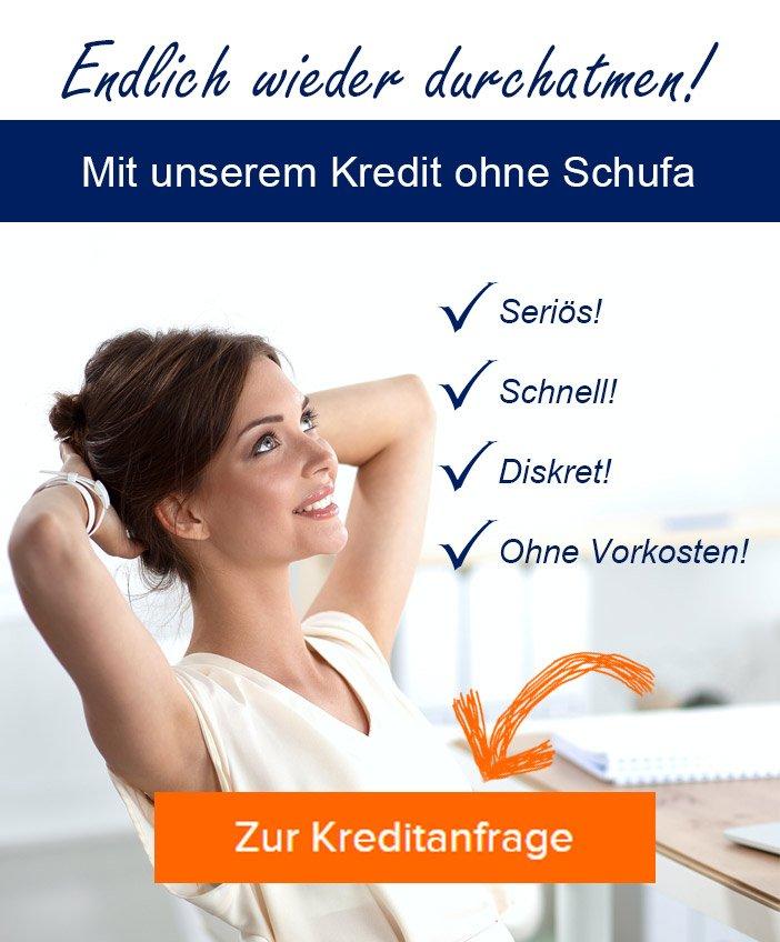Kredit Schufafrei