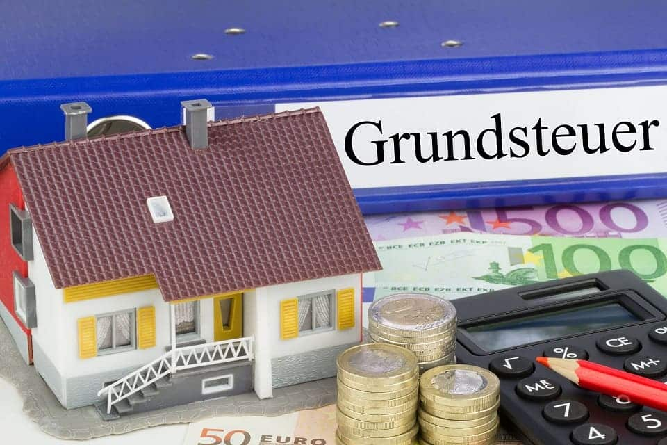 Immobilien-Grundsteuer