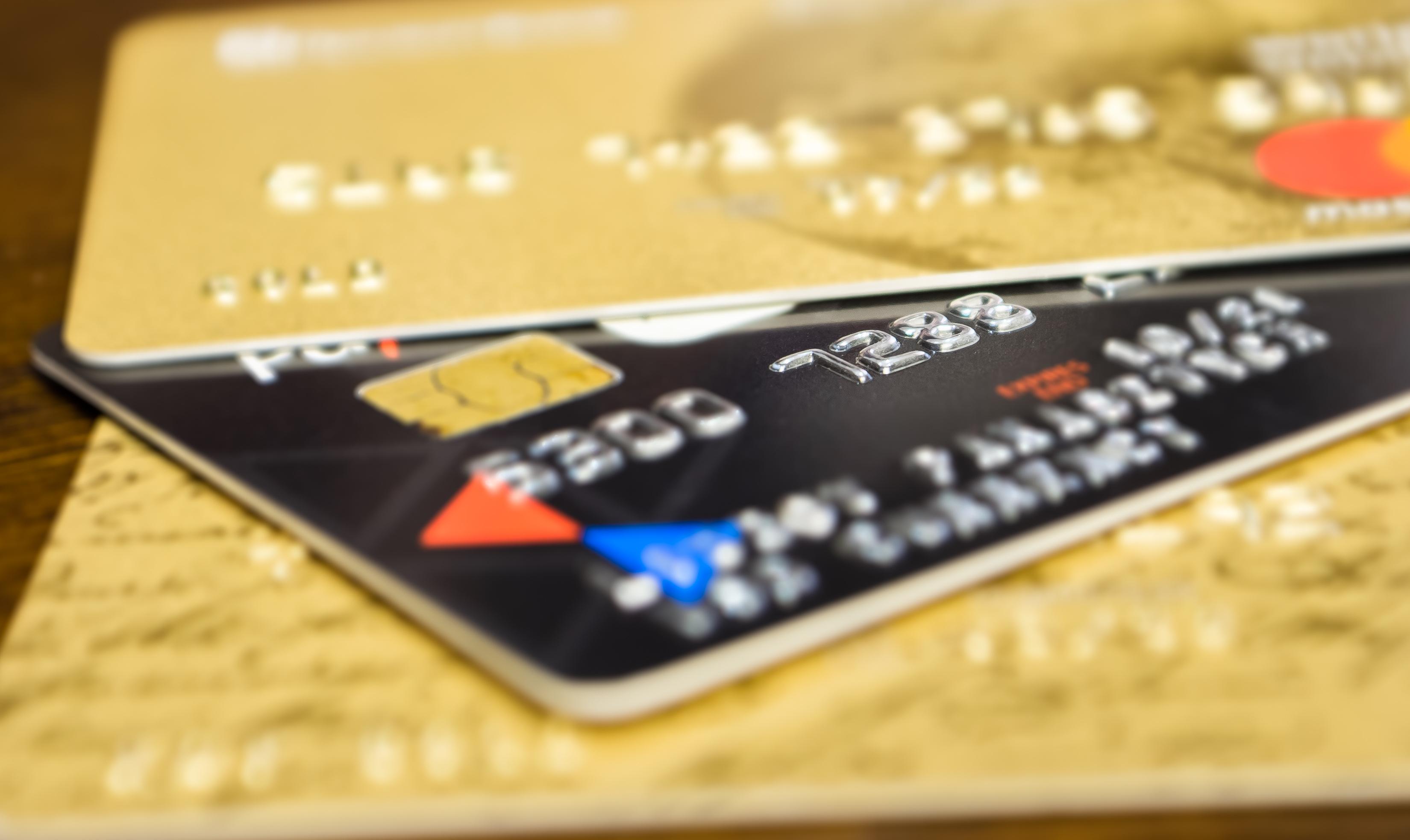 Kreditkarte für den Urlaub