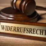 Widerrufsrecht bei Krediten