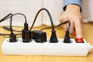 Stromverbrauch senken