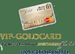 VIP Goldcard