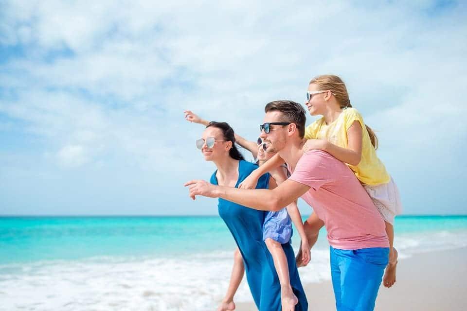Frühbucher-Rabatt für den Urlaub