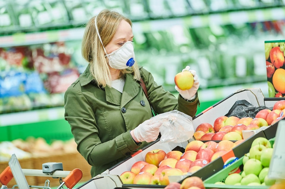 Lebensmittelpreise steigen durch Corona