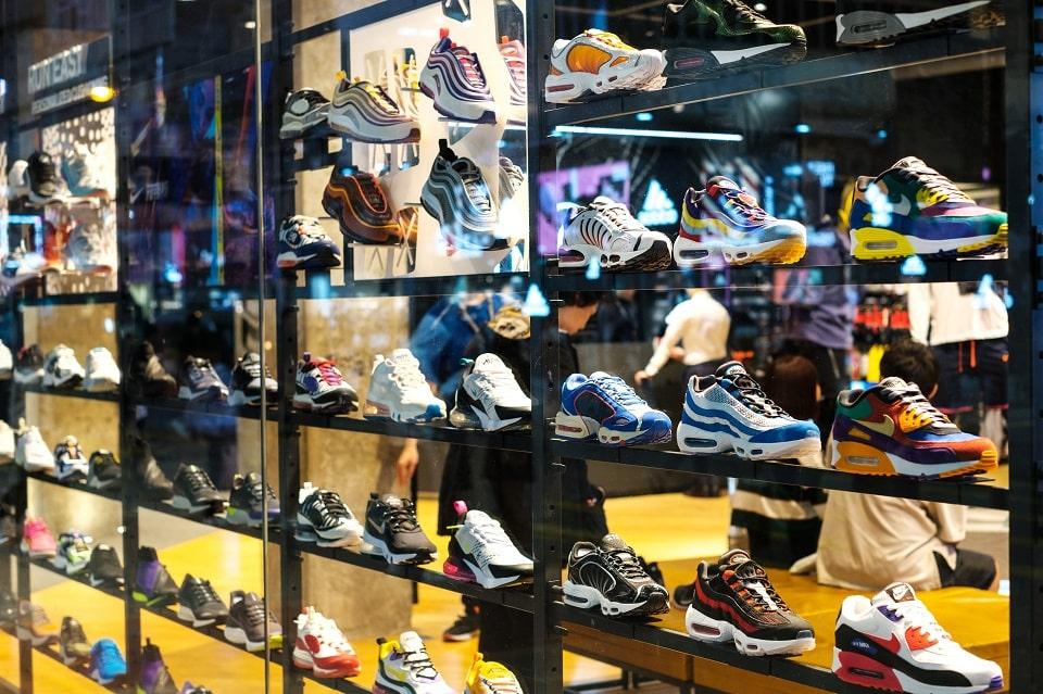 Sneakers als Geldanlage