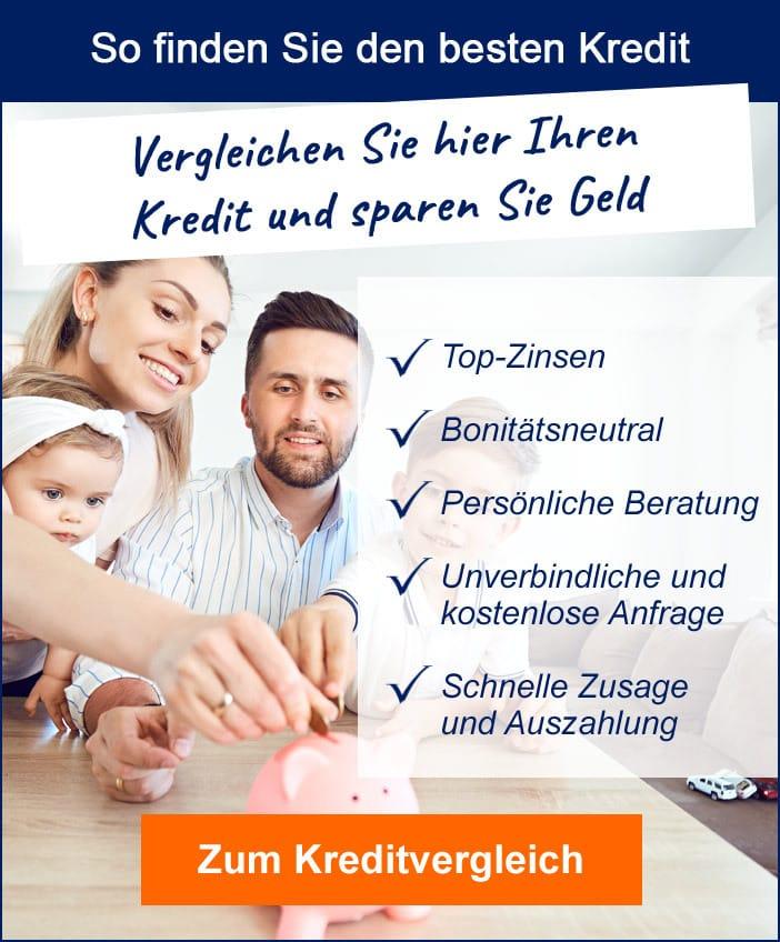 Banner Kreditvergleich