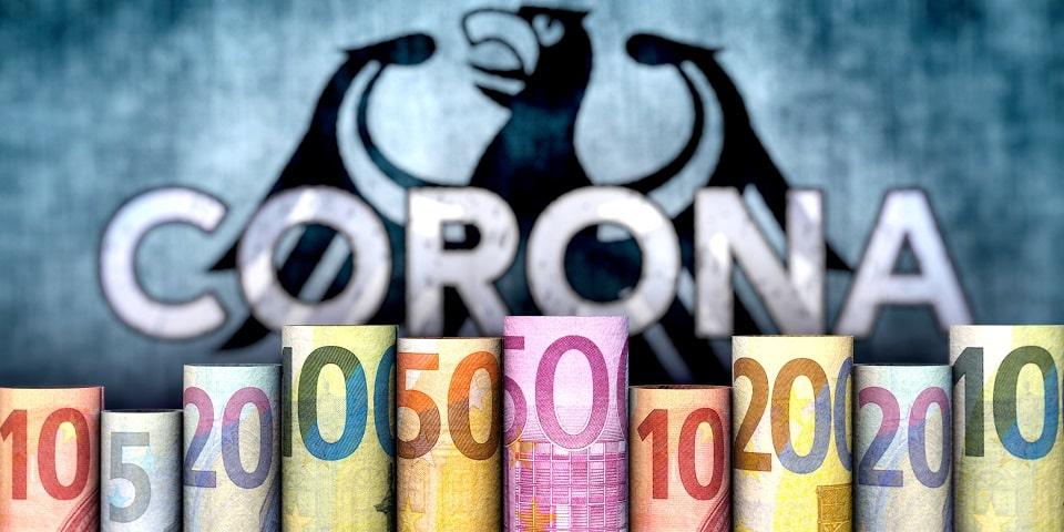 Staatsdefizit im ersten Halbjahr 2020 durch Corona