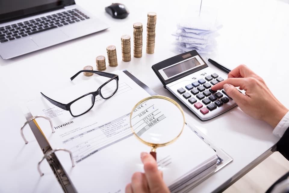 Steuerprüfung