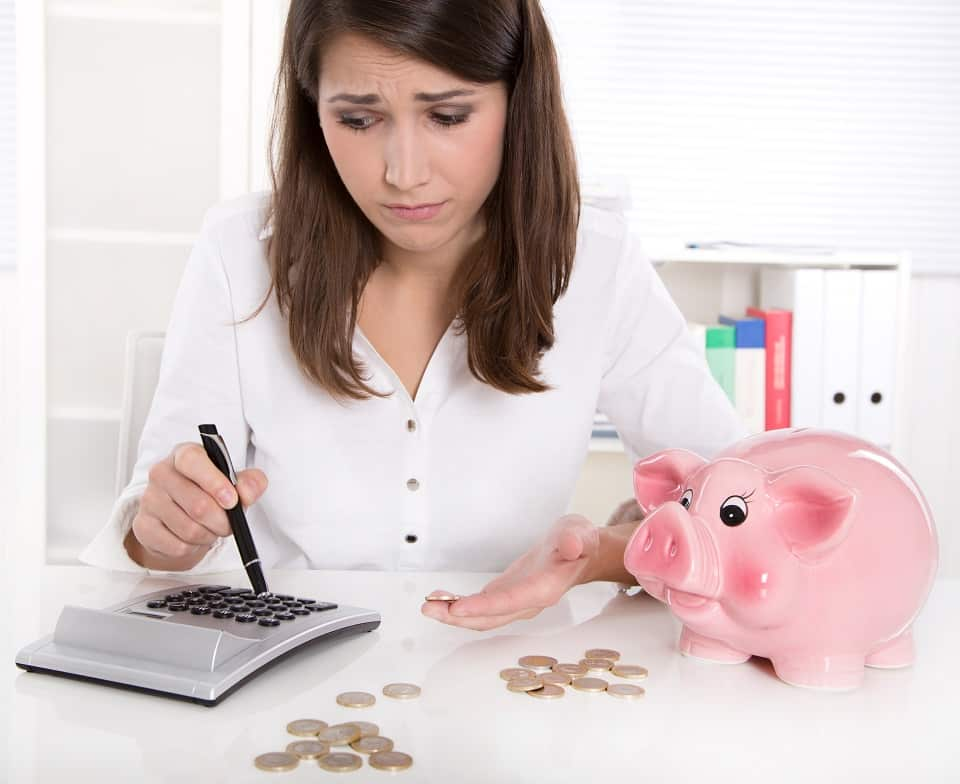 Kredit nicht mehr zurückzahlen können