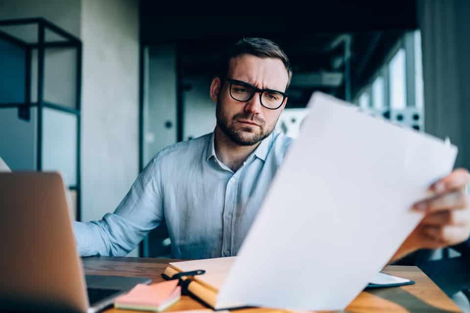 Unterlagen für einen Firmenkredit