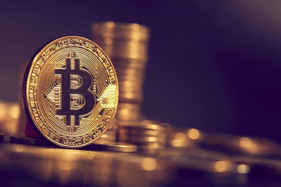 Bitcoins auf Rekordhoch