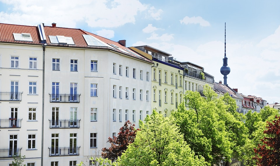 Mietendeckel am Berliner Wohnungsmarkt