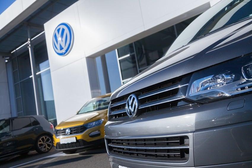 Kartellstrafe für BMW und VW