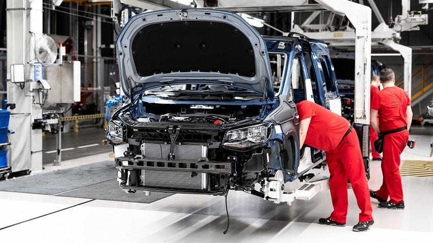 Chipmangel in der Automobilindustrie